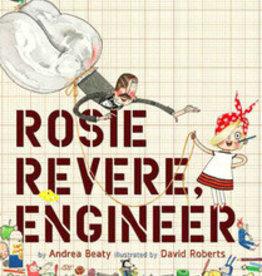 Abrams Rosie Revere, Engineer