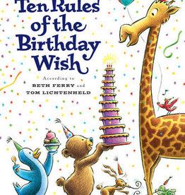 Random House Ten Rules of the Birthday Wish