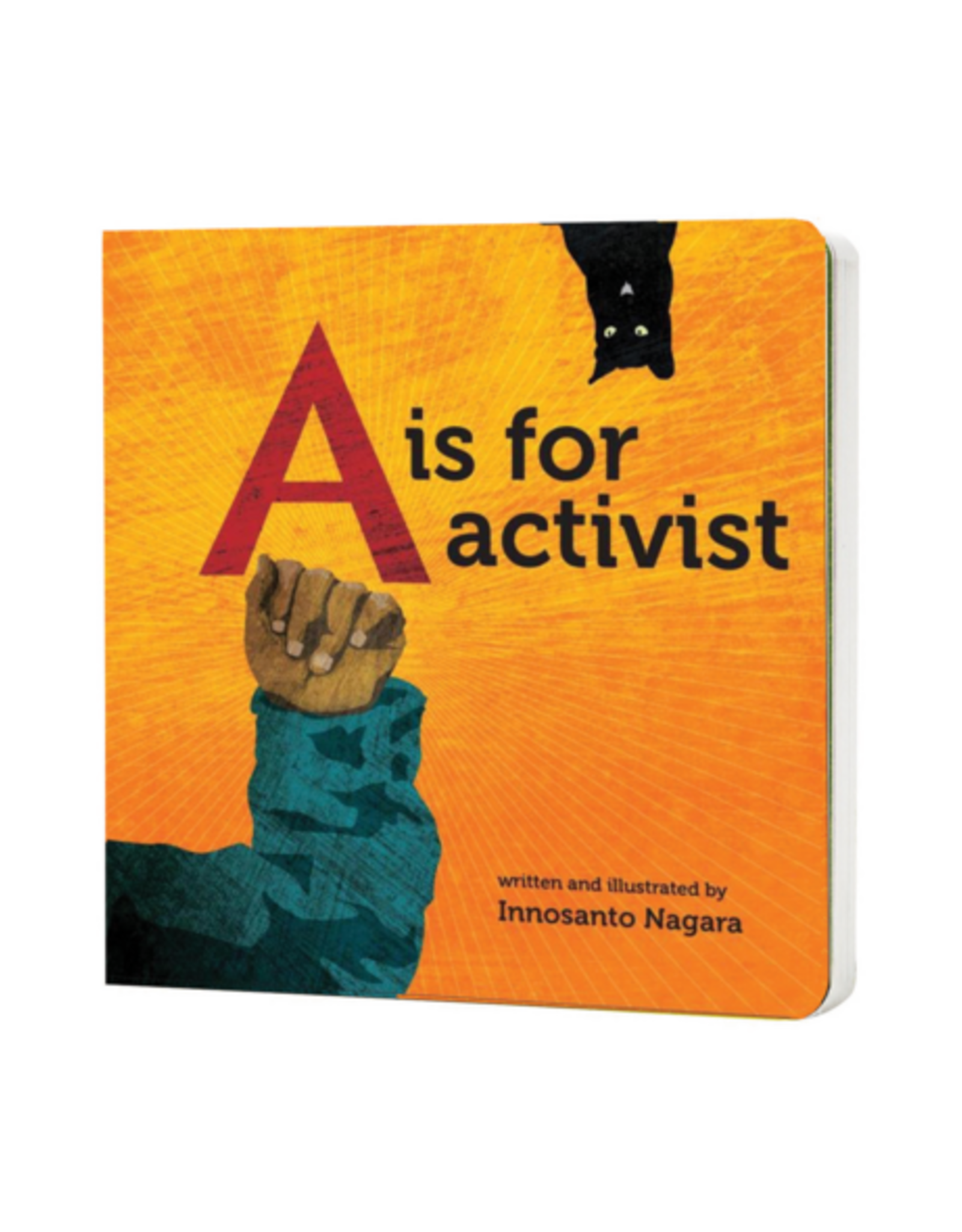 Random House/Penguin A is for Activist