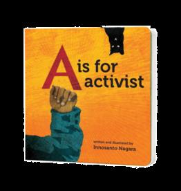 Random House/Penguin A is for Activist