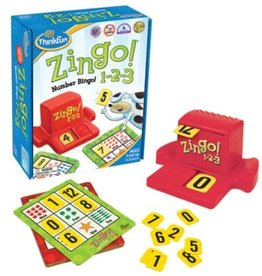 Think Fun Zingo! 1-2-3