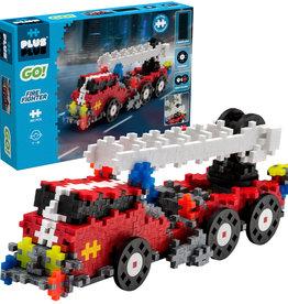 Plus Plus Plus Plus GO! Fire Fury Truck