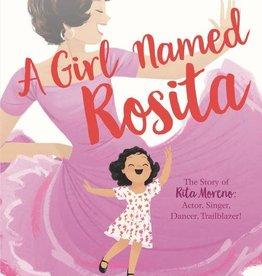 Harper Collins Girl Named Rosita