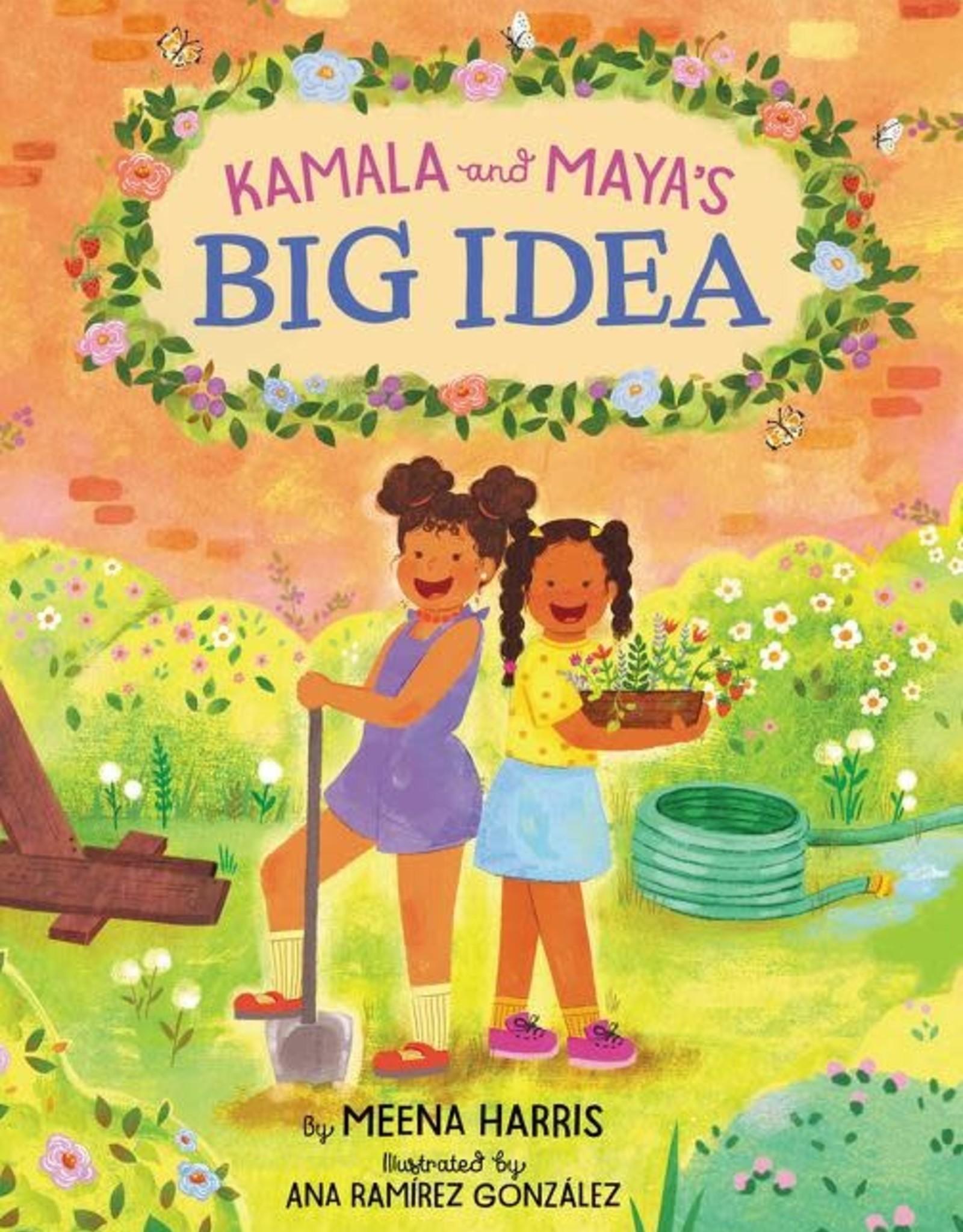 Harper Collins Kamala and Maya's Big Idea