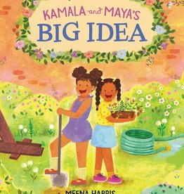 Harper Collins Kamala and Maya's Big Idea