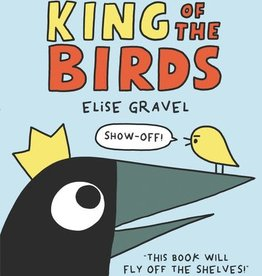 Harper Collins Arlo & Pips: King of the Birds