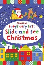 EDC Publishing Baby's Very First Slide and See Christmas