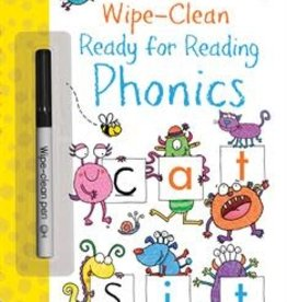 EDC Publishing Wipe-Clean: Ready for Reading Phonics