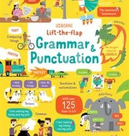 EDC Publishing Lift-the-Flap: Grammar & Punctuation
