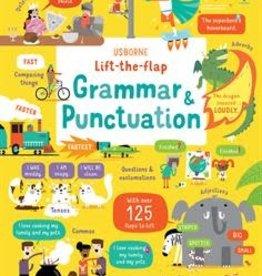 EDC Publishing Lift-the-Flap: Grammar & Punctuation