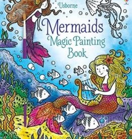EDC Publishing Magic Painting Mermaid Book