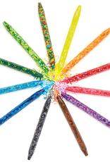 Kid Made Modern Confetti Crayons