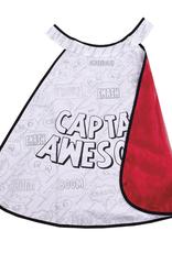 Creative Education Colour-A-Cape Super Hero: Size 4-7
