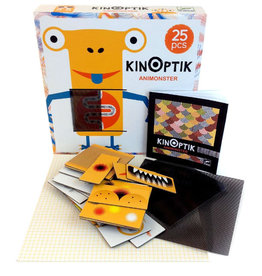 Djeco Kinoptik Animonster - 25pcs