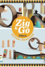 Djeco Zig & Go: 25pcs