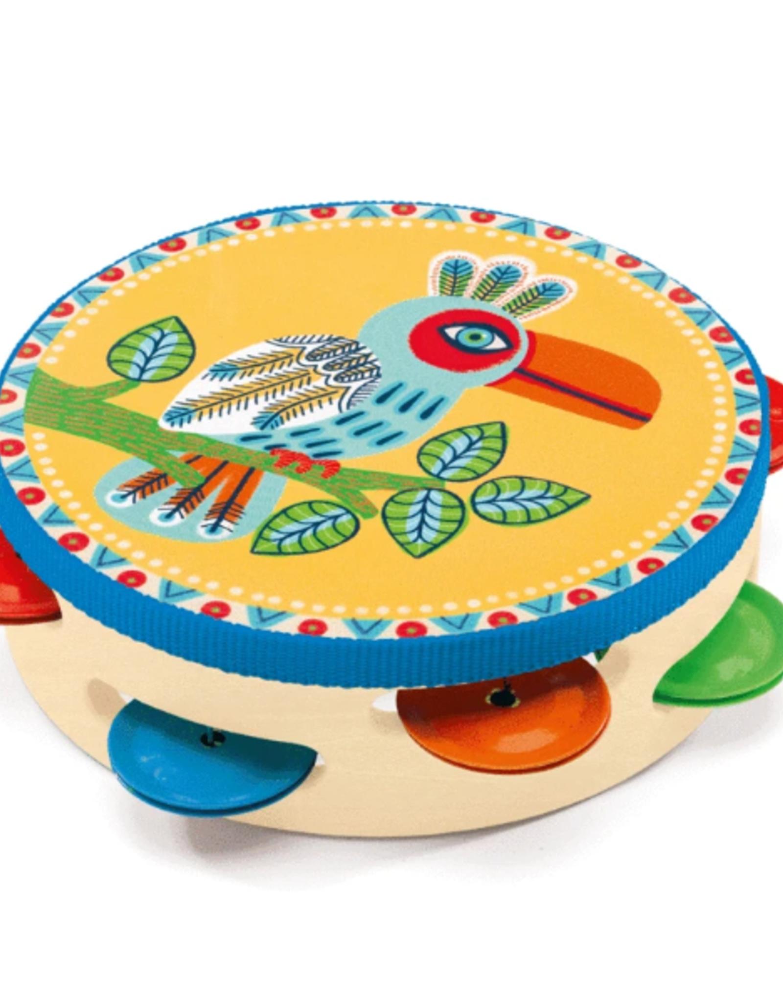 Djeco Animambo: Tambourine