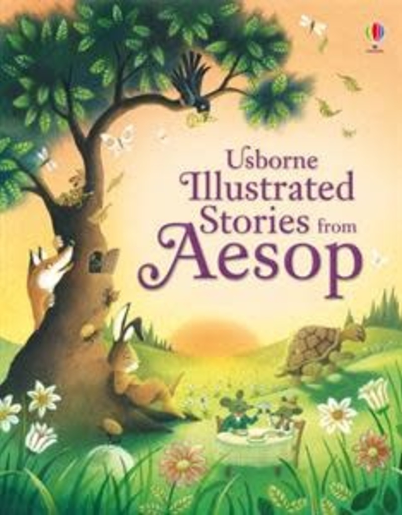 EDC Publishing Illustrated Stories from Aesop