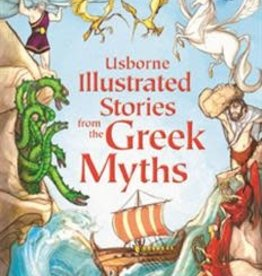 EDC Publishing Illustrated Stories from the Greek Myths