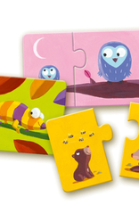 Djeco Duo Puzzle Mom and Baby