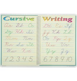 Castle Toys Placemat: Cursive Writing