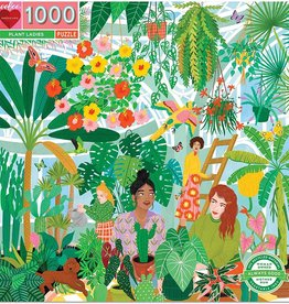 eeBoo 1000pc-Puzzle: Plant Ladies