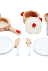 Hape Cook & Serve Set