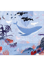 Janod 100 pc Puzzle: Arctic Ocean