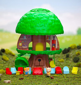 Fat Brain Toy Co Timber Tots: Tree House