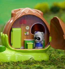 Fat Brain Toy Co Timber Tots: Hazelnut House