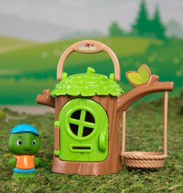 Fat Brain Toy Co Timber Tots: Tree Hut