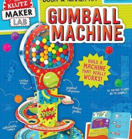 Klutz Maker Lab Gumball Machine