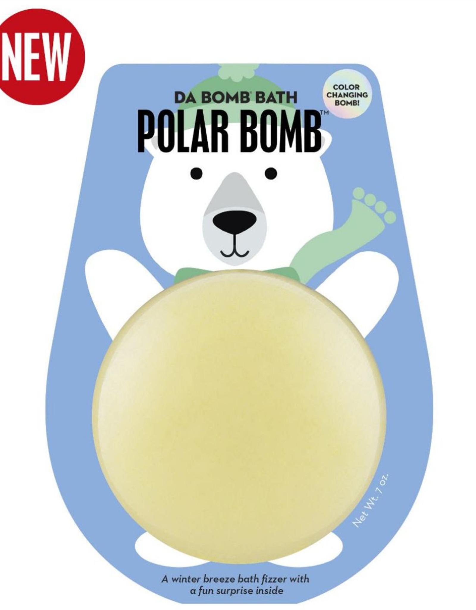 da BOMB Color Changing Polar Bear Bomb