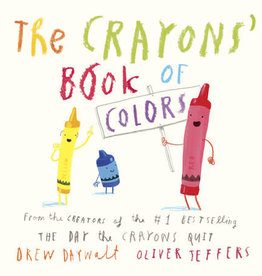 Random House/Penguin The Crayon's Book of Colors