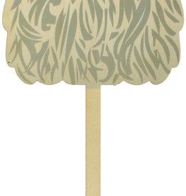 Maple Landmark Silly Sticks: Bushy Beard