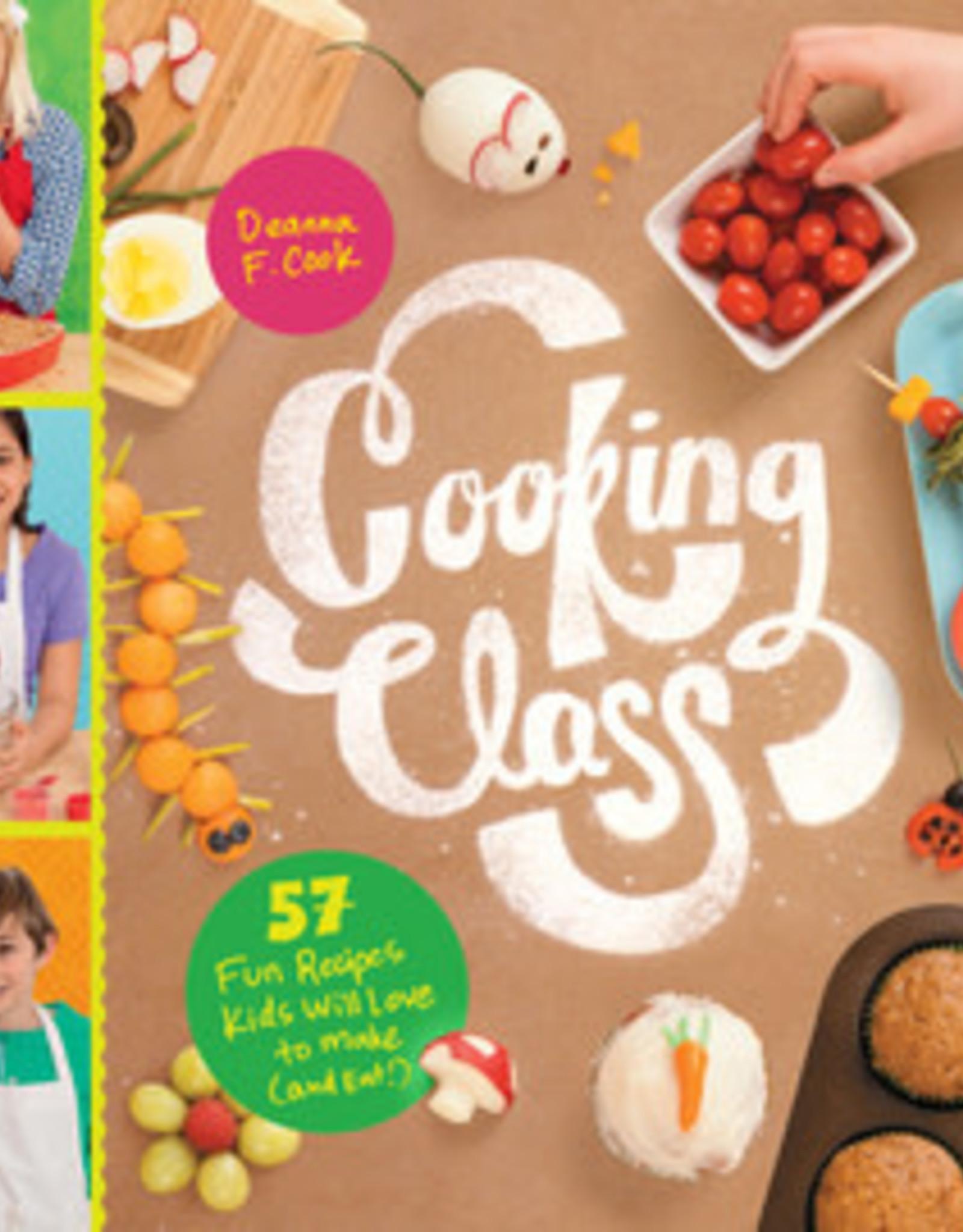 Workman Publishing Cooking Class
