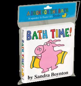 Workman Publishing BOYNTON: BATH TIME!