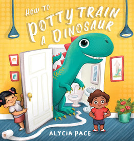 Workman Publishing How to Potty Train a Dinosaur