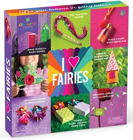 Ann Williams I Love Fairies Kit
