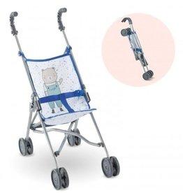 Corolle Umbrella Stroller: Blue
