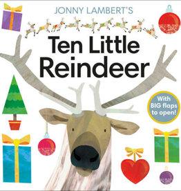 Random House Ten Little Reindeer