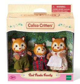 Epoch Everlasting Play Red Panda Family