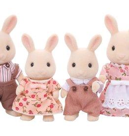 Epoch Everlasting Play Sweetpea Rabbit Family
