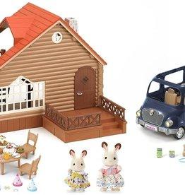 Epoch Everlasting Play Lakeside Lodge Gift Set