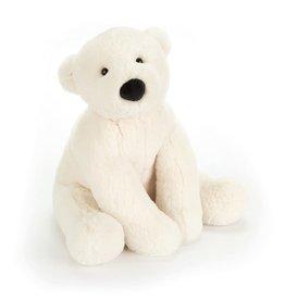 "Jellycat Perry Polar Bear: Large 17"""