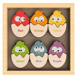 Begin Again Color n' Eggs