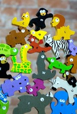Begin Again Animal Parade A to Z