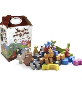 Begin Again Jumbo Animal Parade A to Z