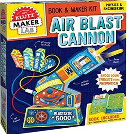 Klutz Maker Lab Air Blast Cannon