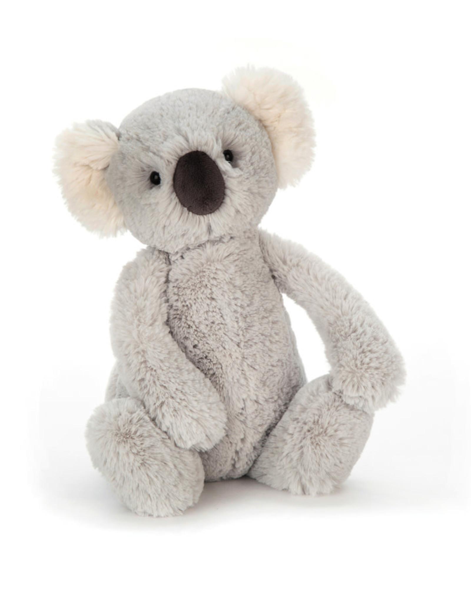 "Jellycat Bashful Koala: Medium 12"""