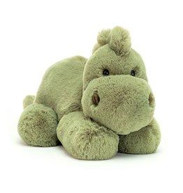"Jellycat Huggady Dino: Medium 9"""